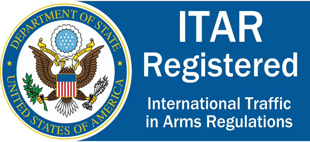 ConsuNova is ITAR Registered